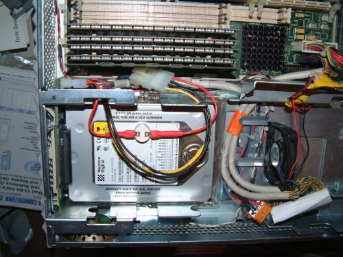 Modified SPARC 20